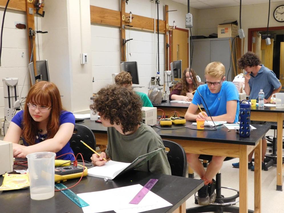 Physics Exploration Camp