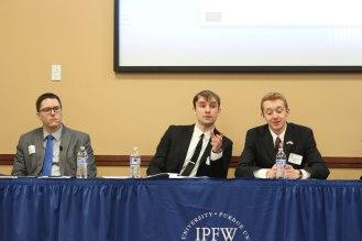 Jeff Malanson (associate professor, history), Fuelling, and Seth Carpenter-Nichols
