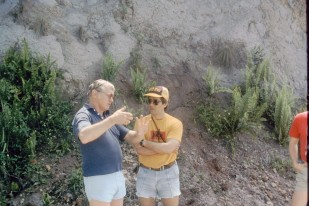 jamaica-field-trip-discussing-geology1979