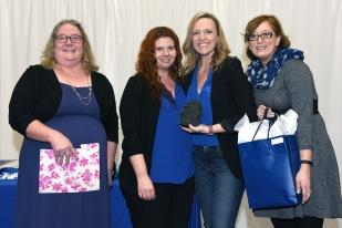 Kever received the Alumni Citation Award