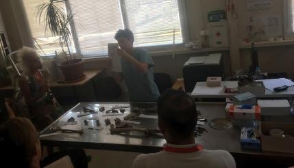 Explaining the identification process