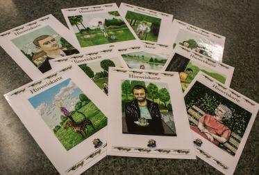 Witness Testimony Cards